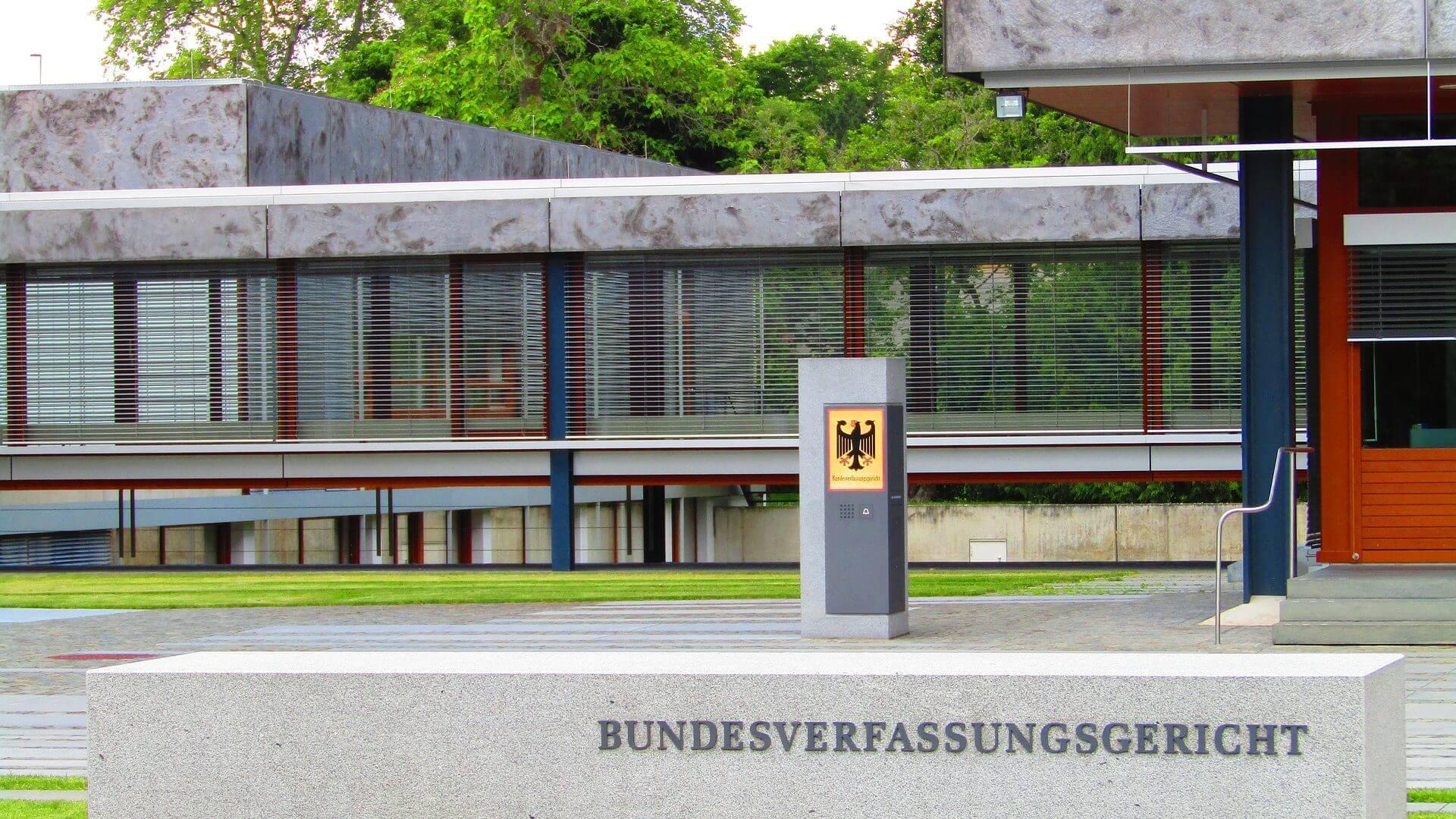 Bundesverfassungsgericht Udo Pohlmann Pixabay