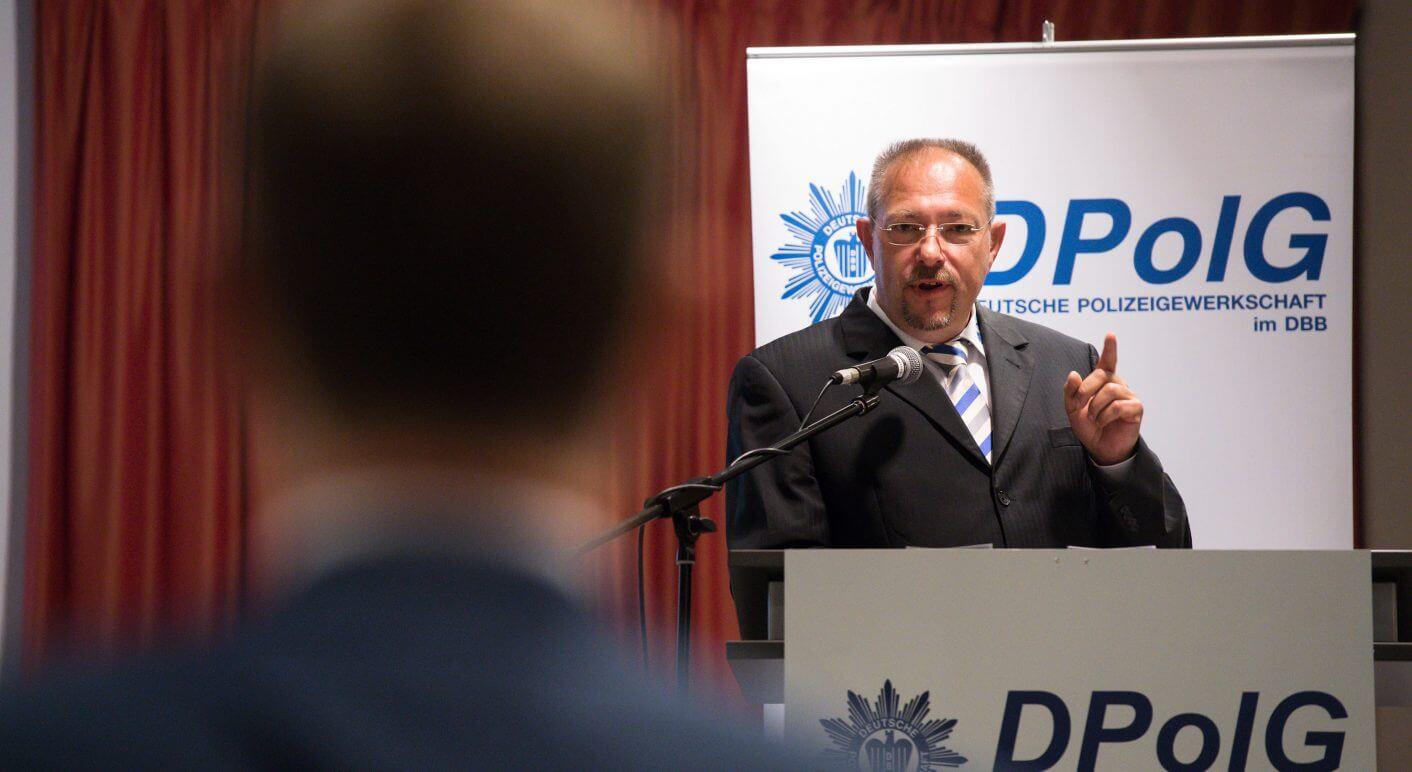 Landeskongress der Deutschen Polizeigewerkschaft