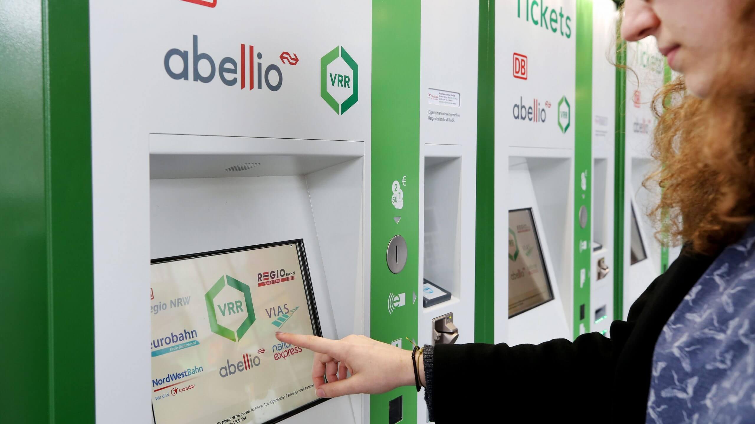 VRR-Ticketverkauf demnächst an Bahnhöfen