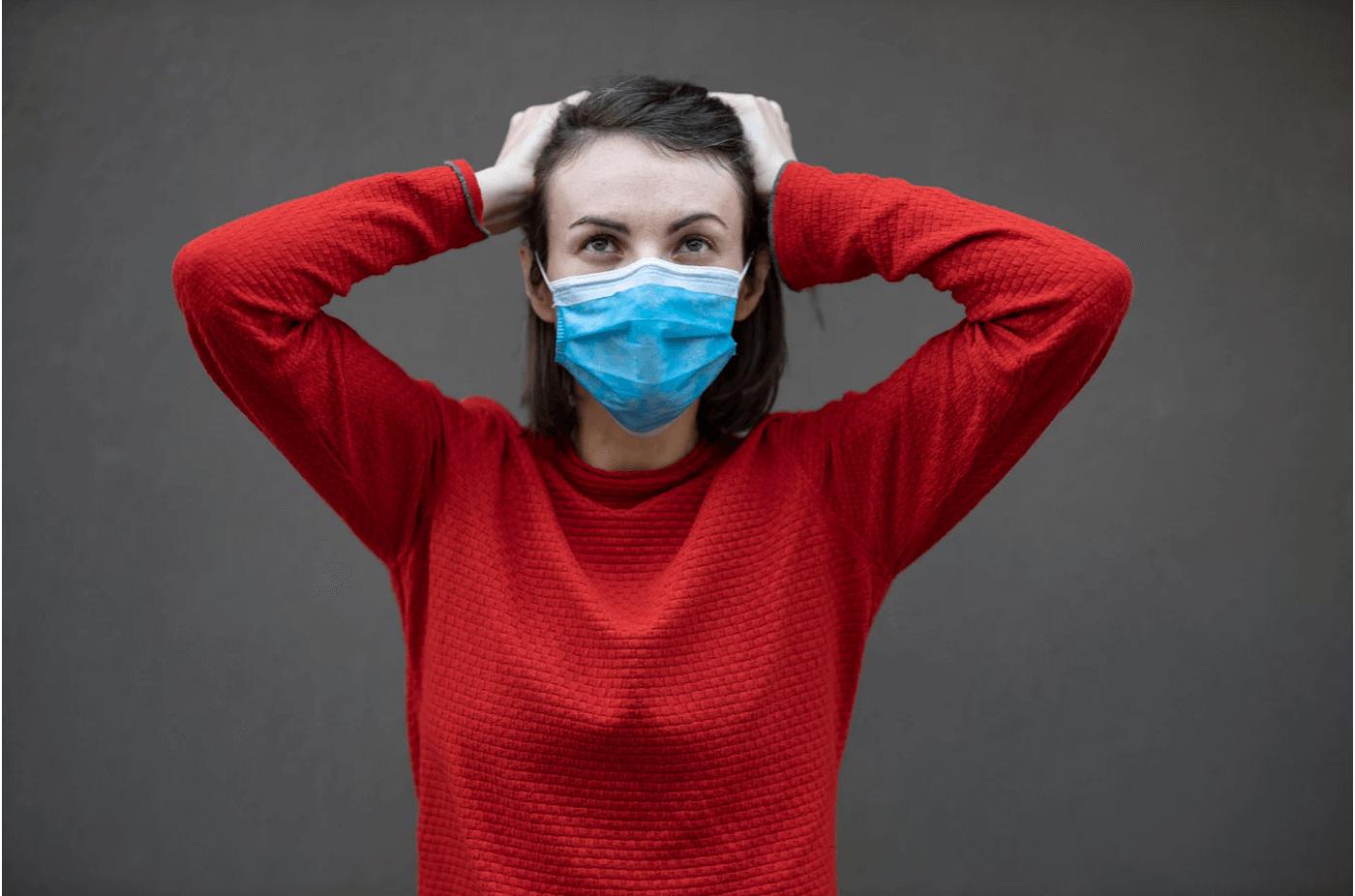 Warum ein CO2-Messgerät für Räume ungeeignet ist, um die CO2-Konzentration unter einem Mund-Nasen-Schutz zu messen, zeigen Experimente mit Hilfe des Umweltbundesamtes.