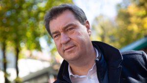 Über den bayerischen Ministerpräsidenten Markus Söder werden immer wieder Falschbehauptungen in den Sozialen Netzwerken verbreitet.