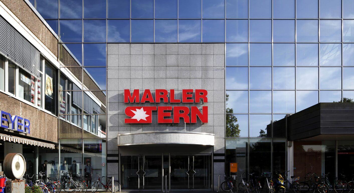 Das Einkaufszentrum Marler Stern. (Foto: imageBroker / picture alliance)