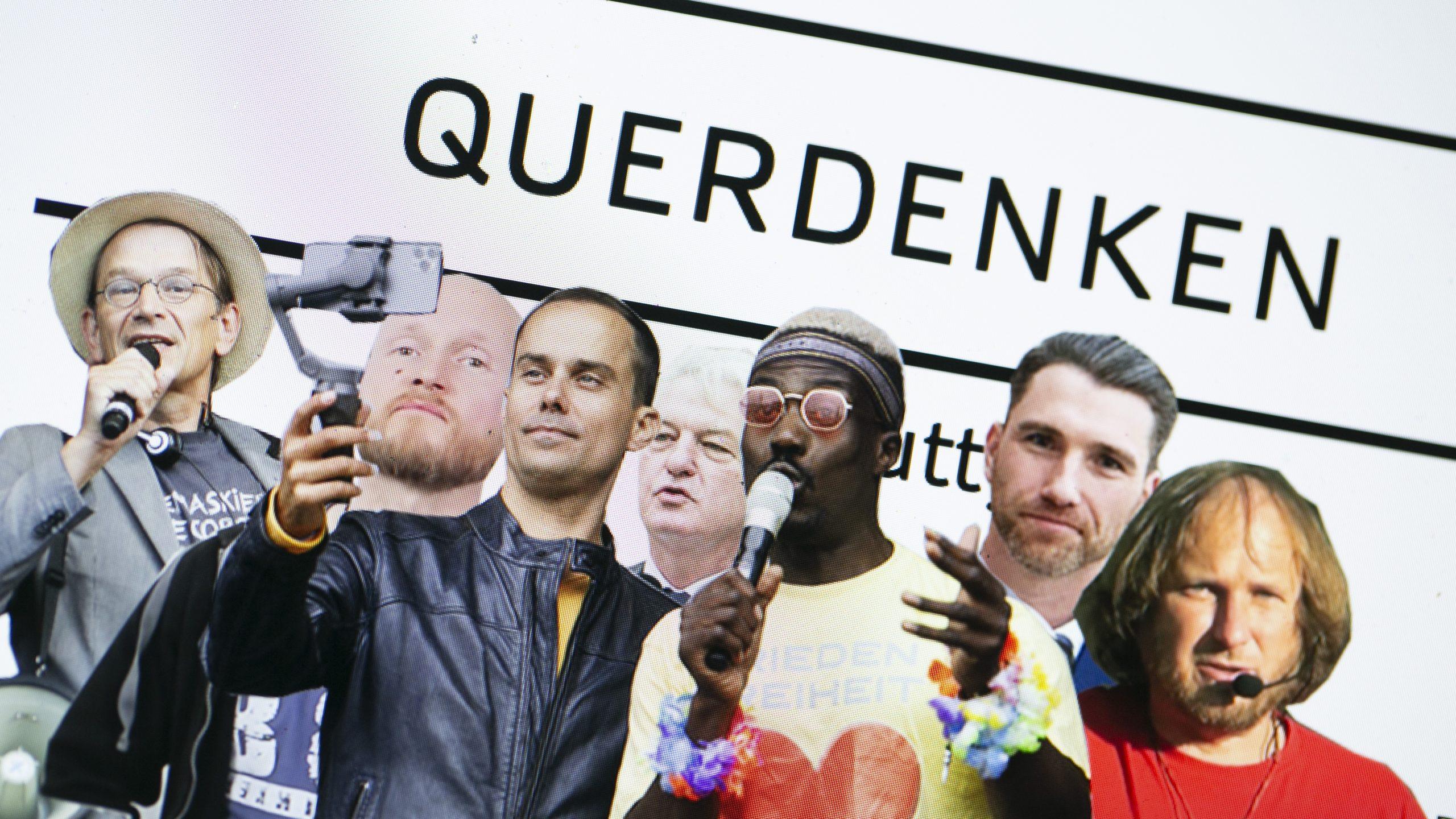Mein Freund, der Neonazi: Querdenken-Moderator pflegt seit Jahren Kontakt in die rechtsextreme Szene