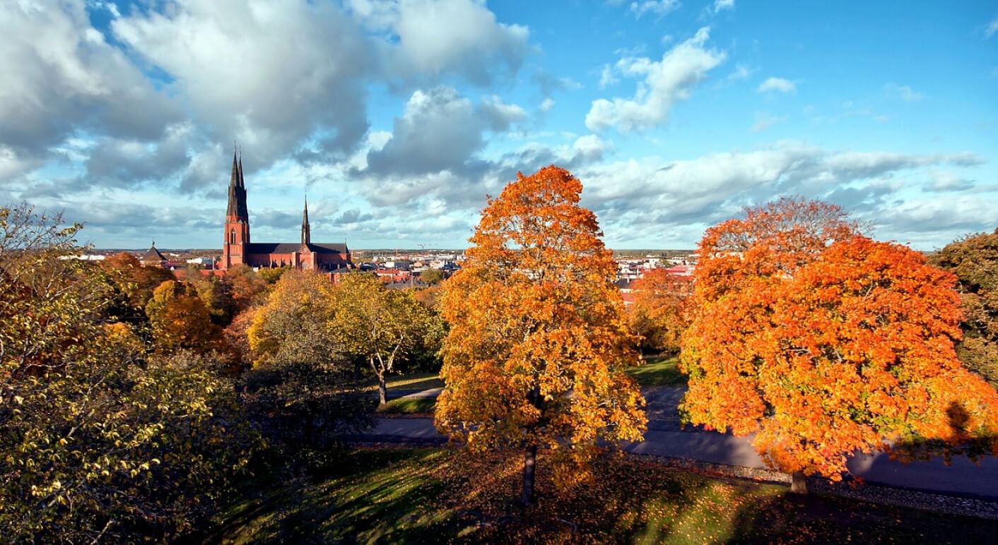 Uppsala Schweden Symbolbild