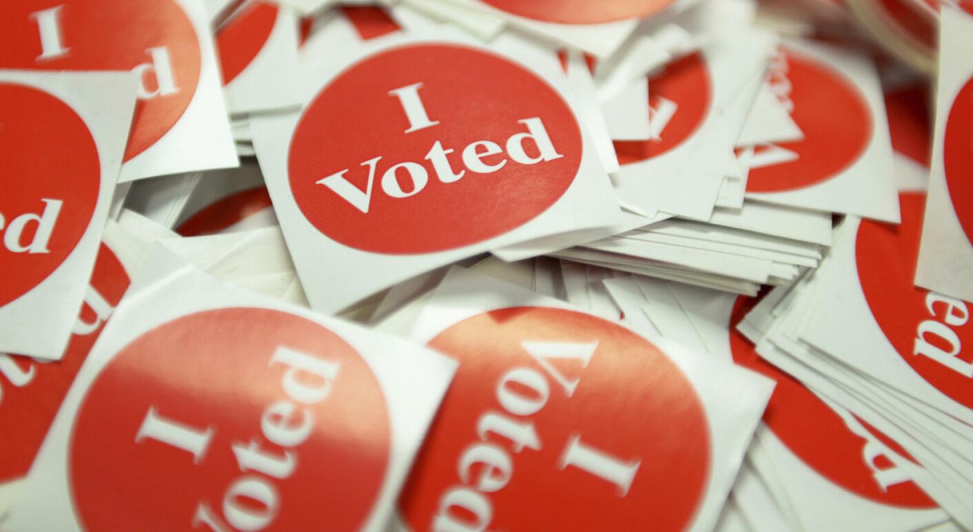 Election Minnesota Voting Stickers