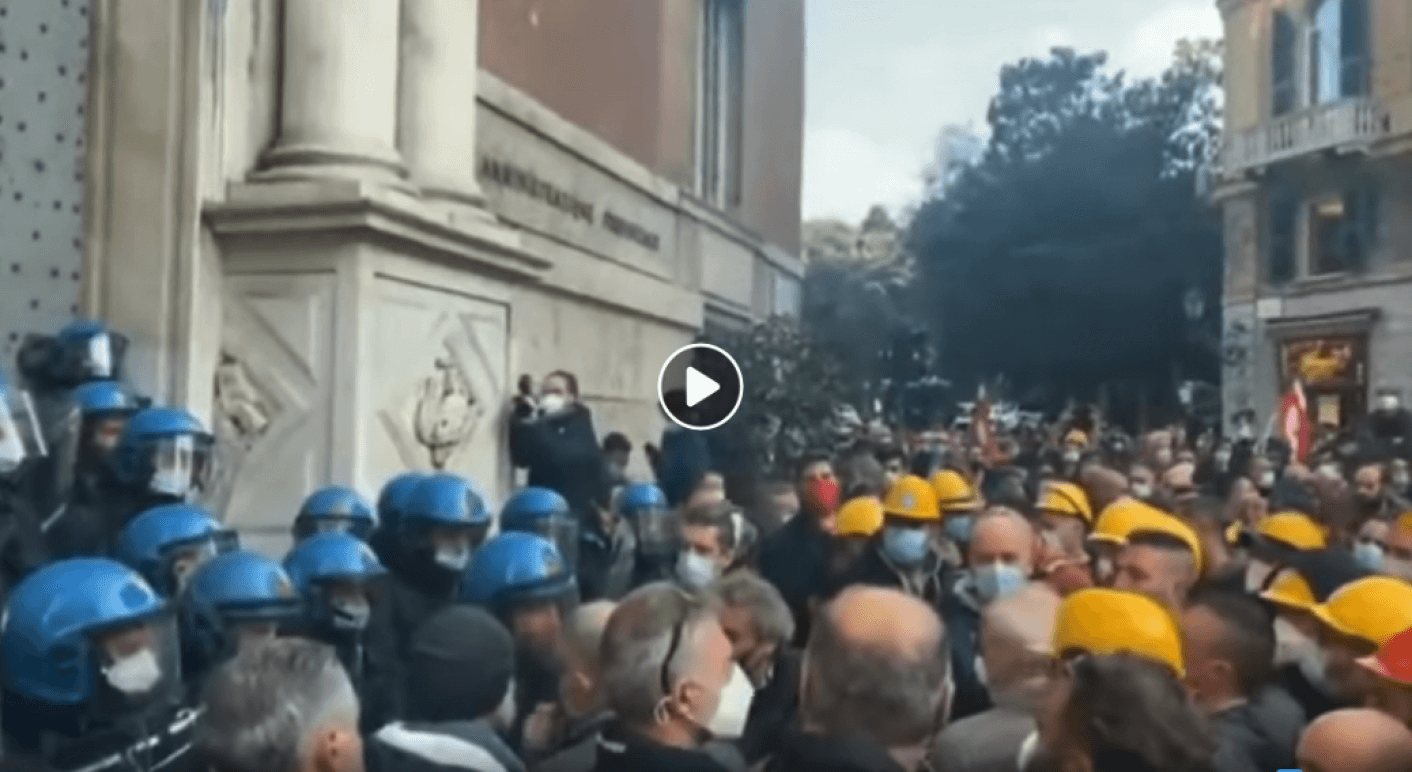 Video aus Genua