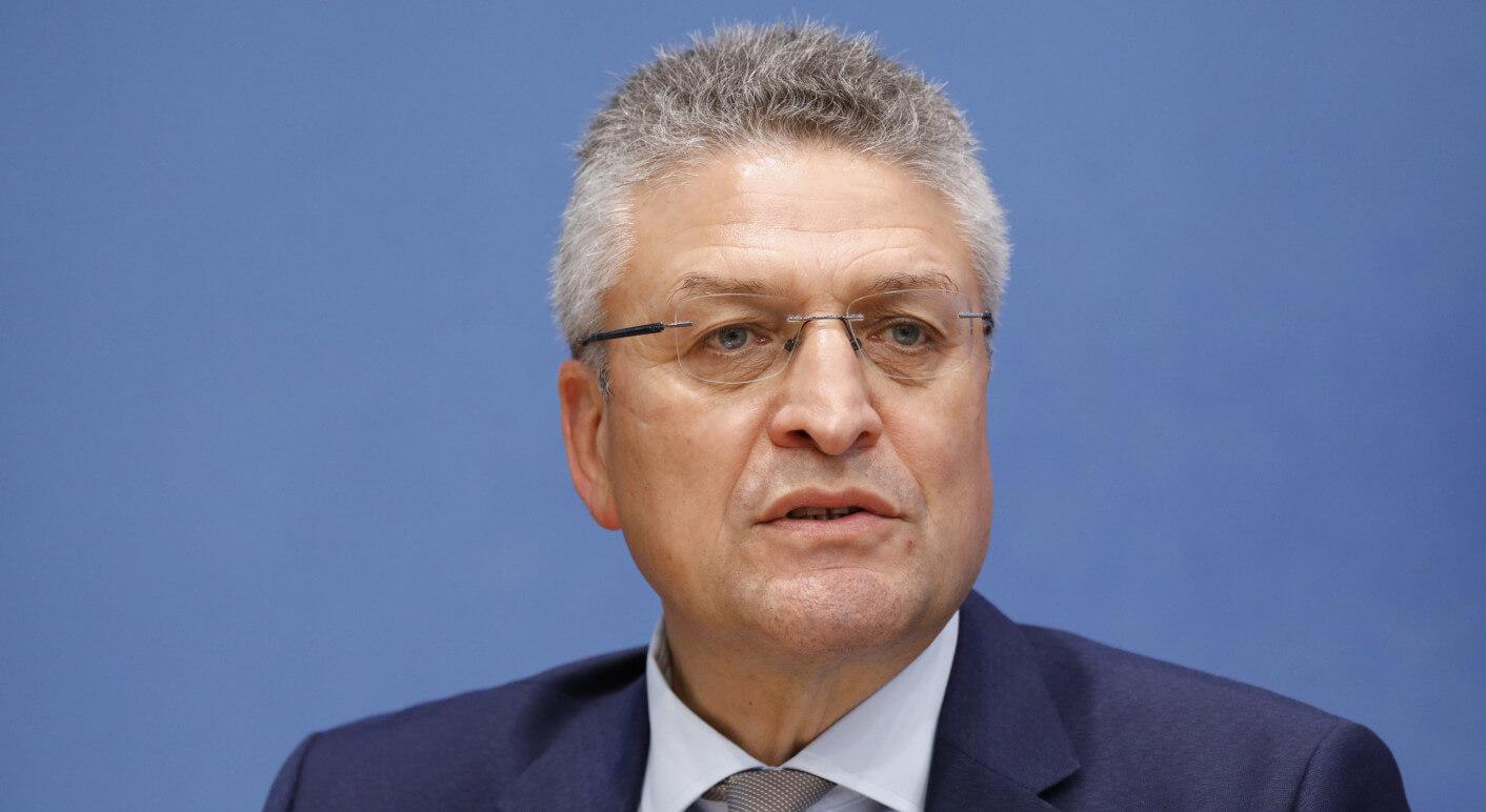 Prof. Dr. Lothar H. Wieler, Präsident Robert-Koch-Institut
