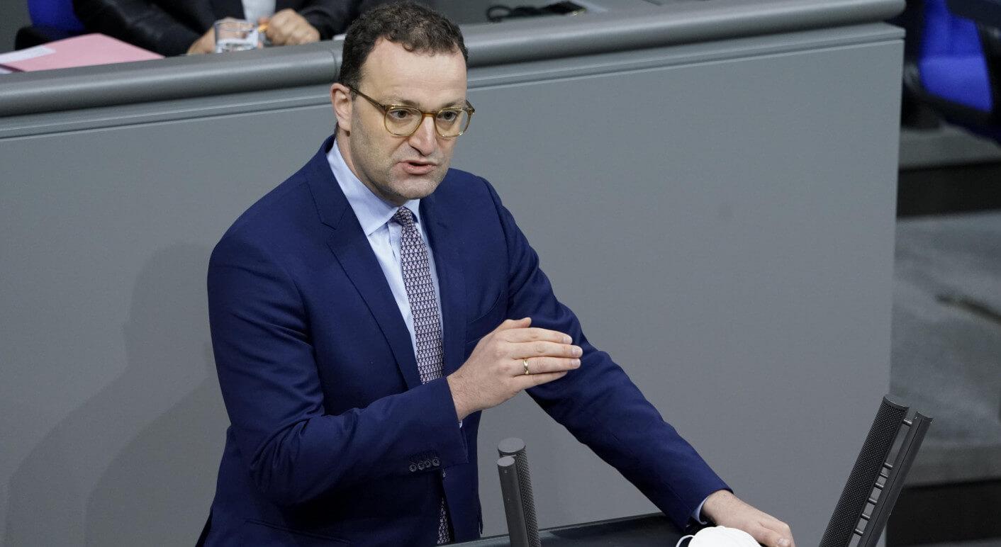Deutscher Bundestag 195. Sitzung Plenum und Debatte