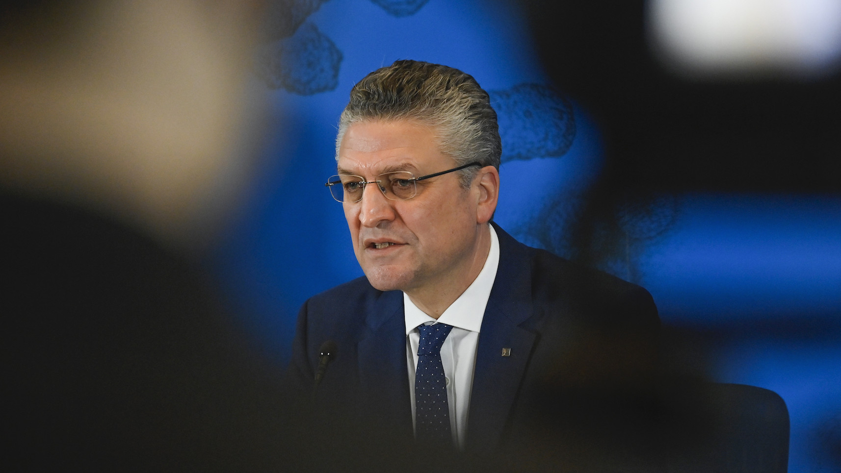 """""""Impfung der Unter- und Mittelschicht"""": Keine Belege für angebliches Zitat von RKI-Chef Lothar Wieler"""