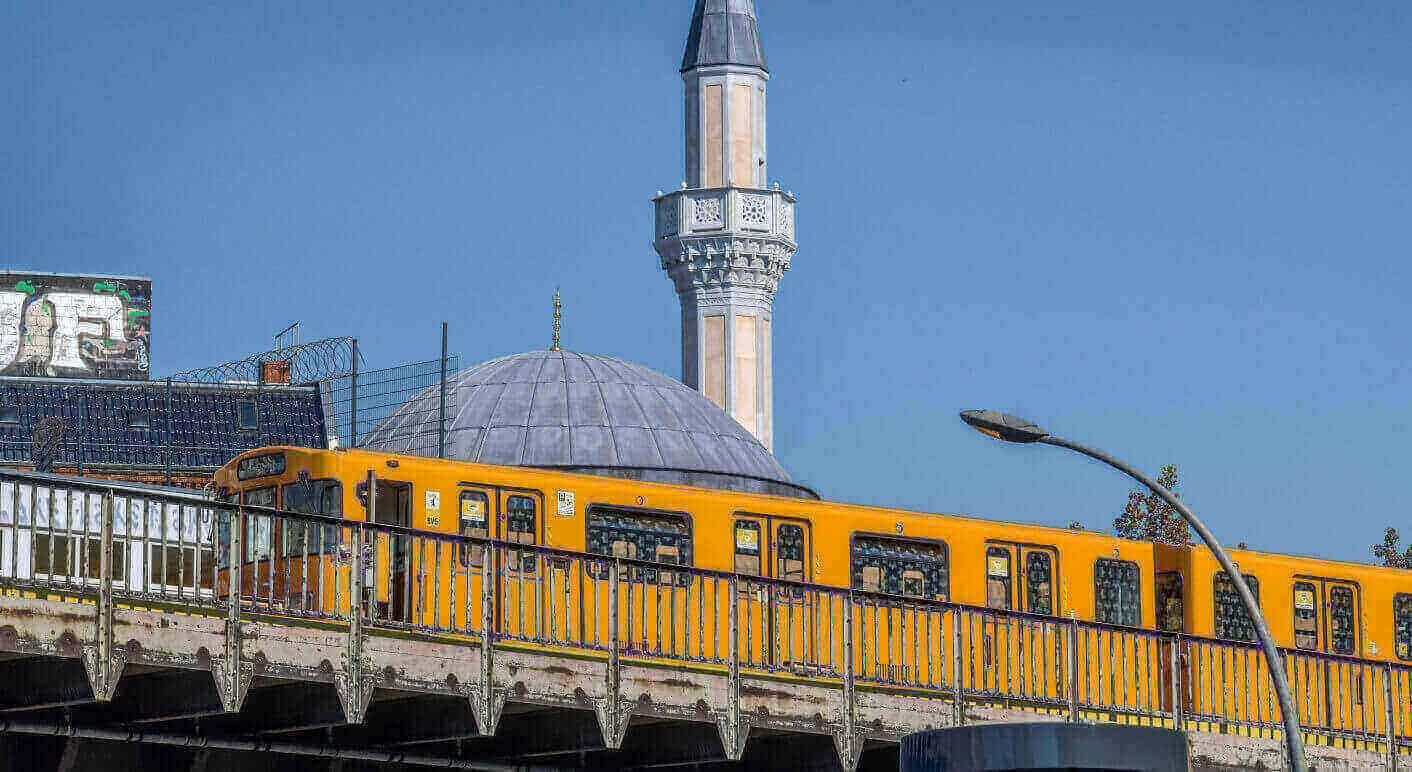 Moschee in Berlin
