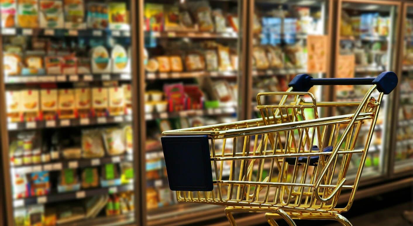 Symbolfoto Supermarkt