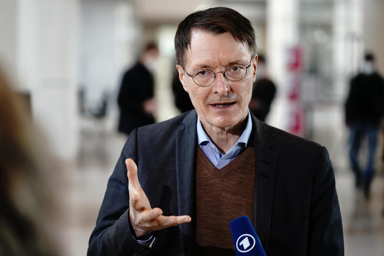 Aussagen von Karl Lauterbach zum Astrazeneca-Impfstoff werden verkürzt und aus dem Kontext gerissen