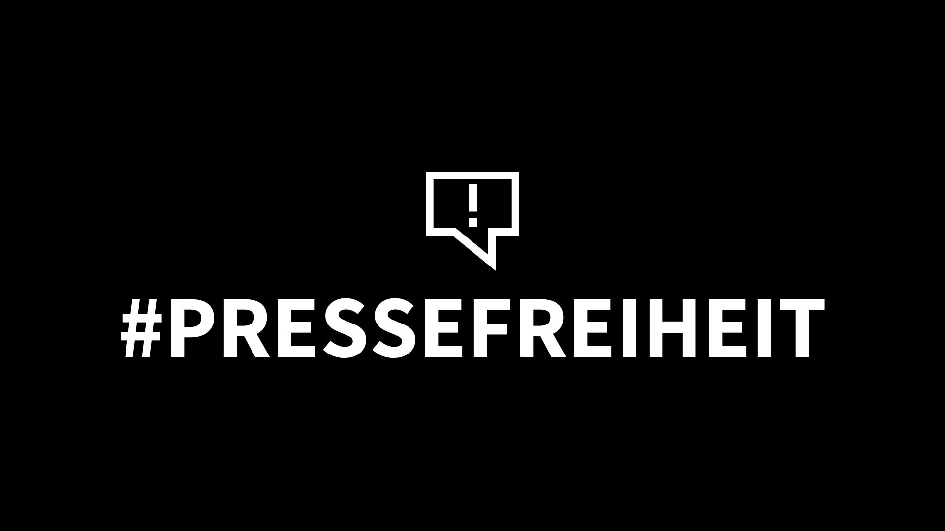 Pressefreiheit: Wenn Hass für Journalisten zum Alltag wird