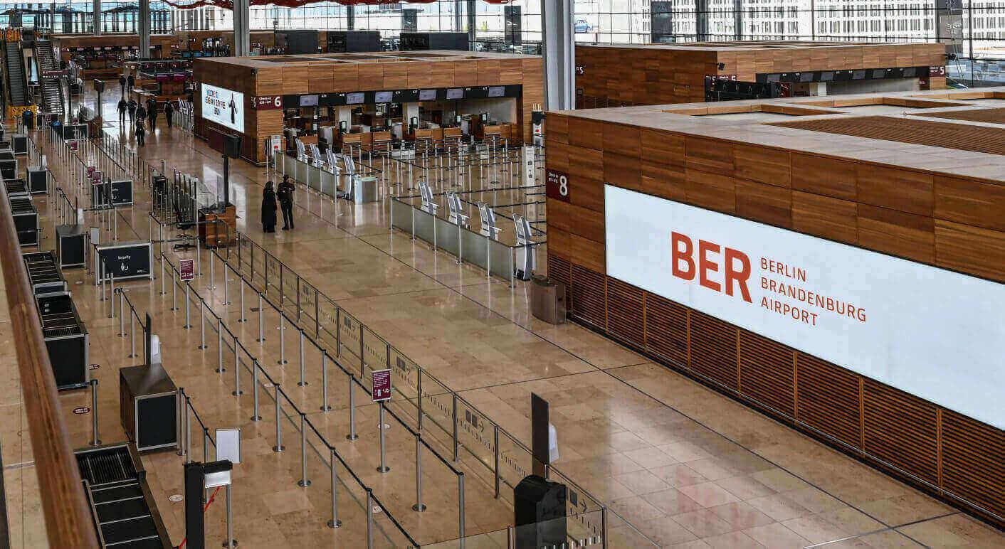 BER: Flughafen Berlin-Brandenburg