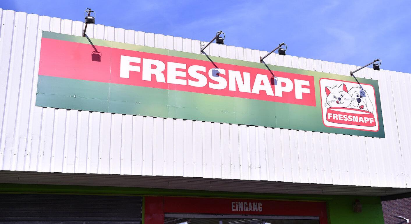 Fressnapf-Filiale