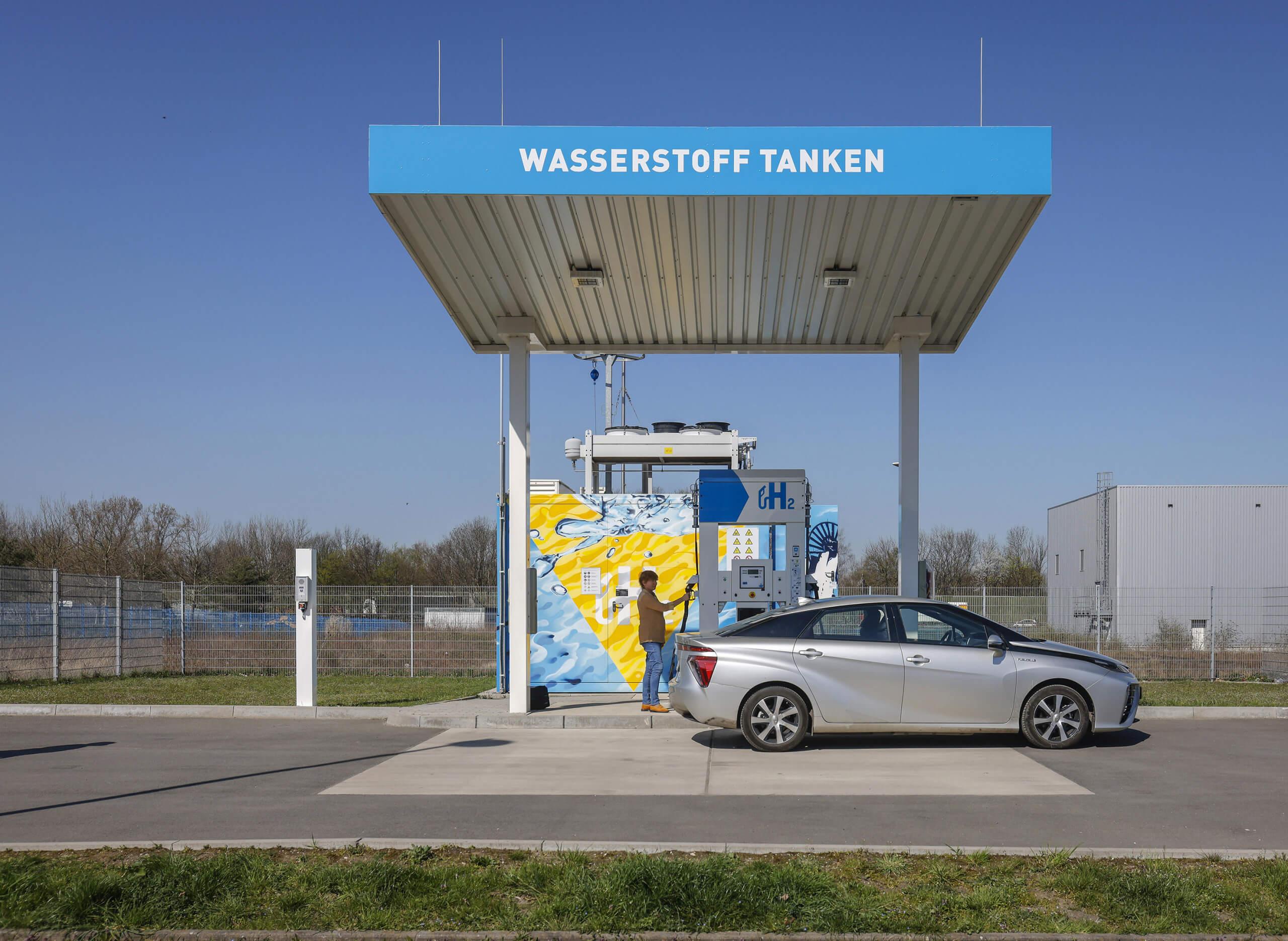 """""""Blauer"""" Wasserstoff: Wie eine mächtige Lobby um ihr Gas kämpft"""