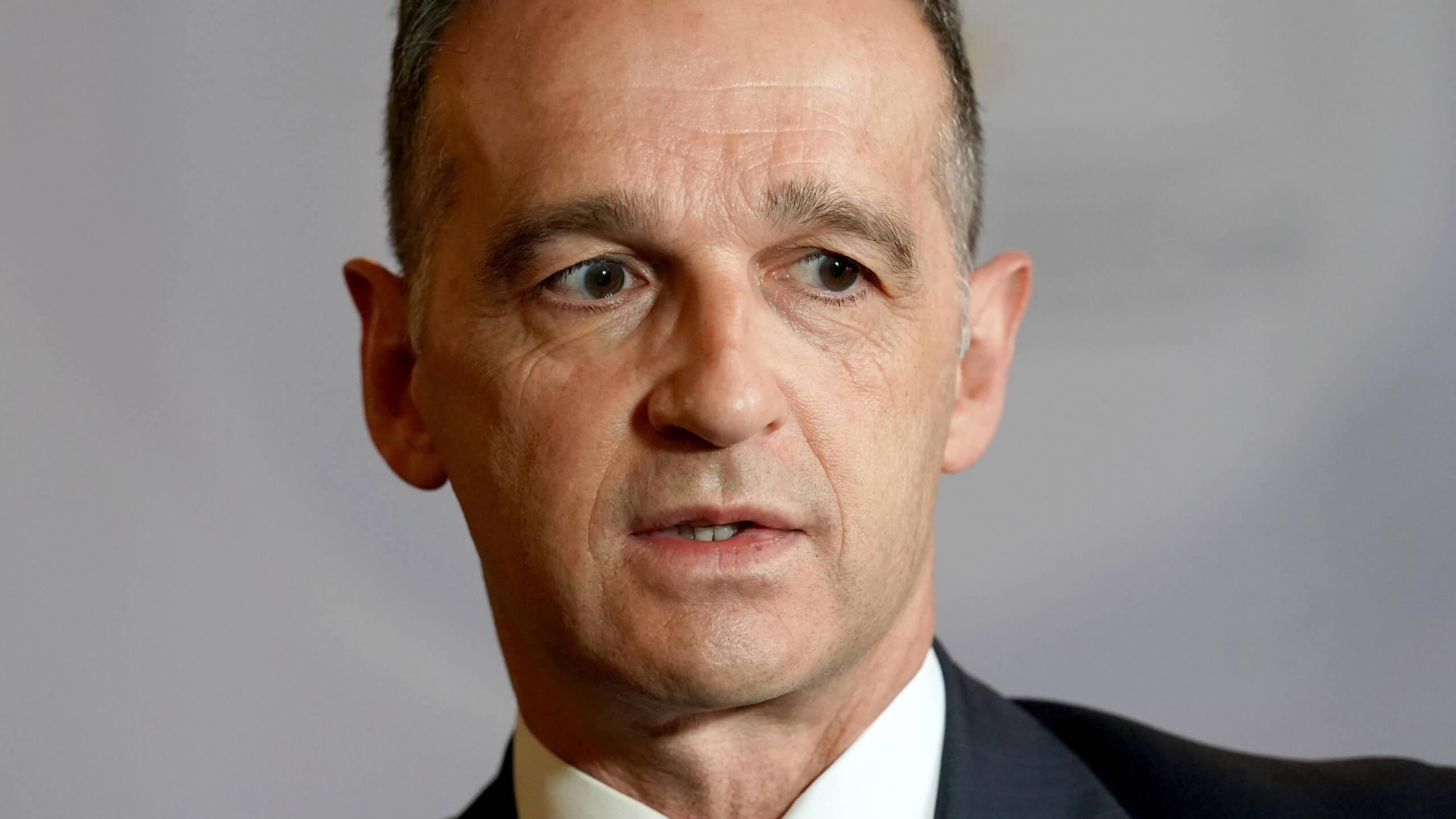 Erfundenes Zitat: Nein, Heiko Maas fordert keine Impfpass-Pflicht für Lebensmittelkäufe