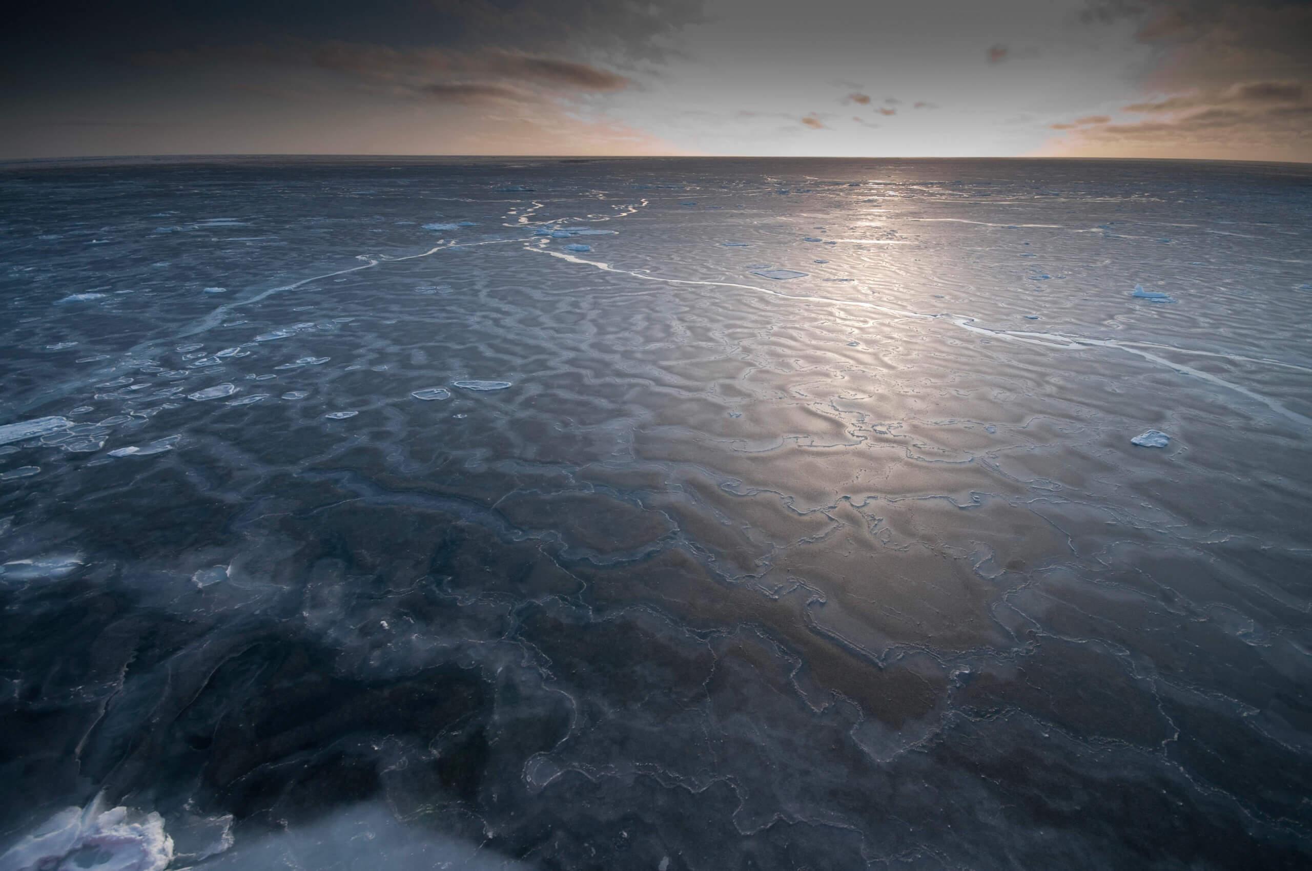 Nein, die Entwicklung des Meereises am Südpol stellt nicht die Wissenschaft über den Klimawandel infrage
