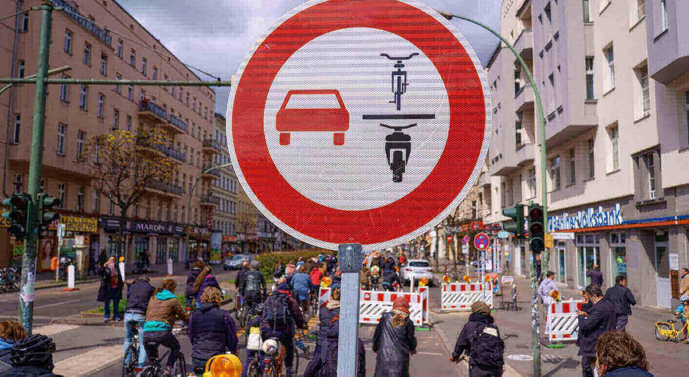 Auto-Fahrverbot in Innenstädten