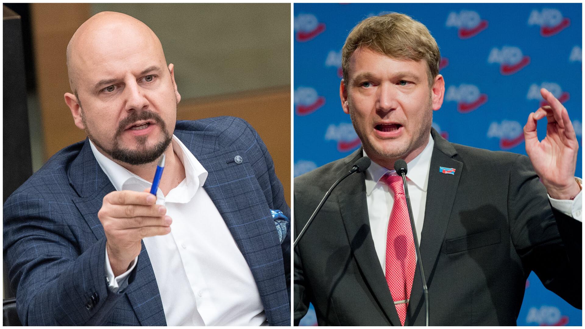 Wahl in Sachsen-Anhalt: Altes Narrativ vom Wahlbetrug wird durch ehemalige AfD-Politiker neu aufgewärmt