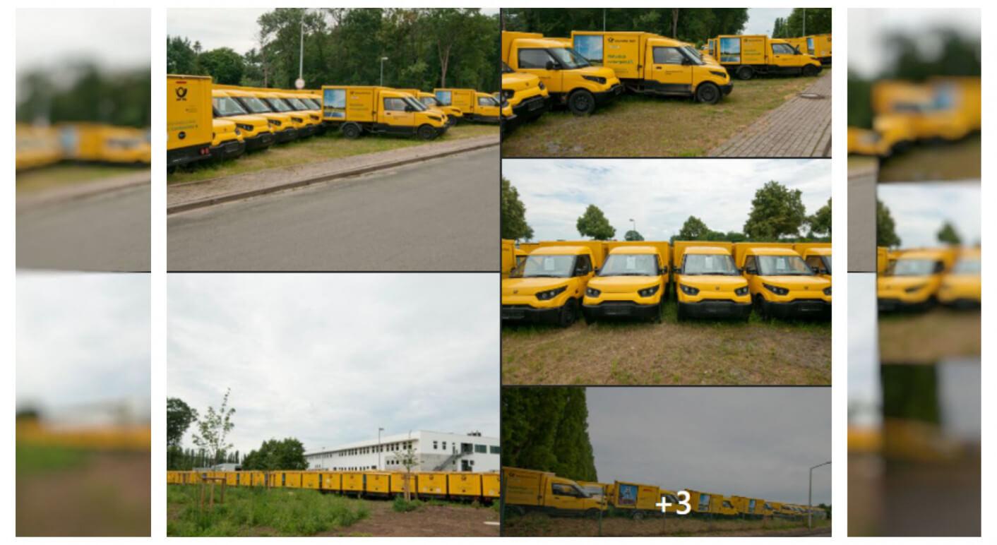 Neue Collage Post-Autos