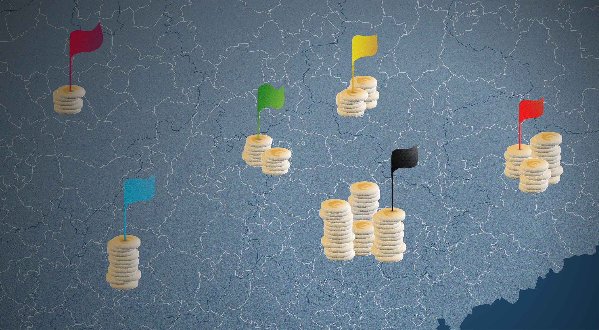 Wohin Parteispenden über Deutschland verteilt werden – und warum wir mehr darüber wissen sollten