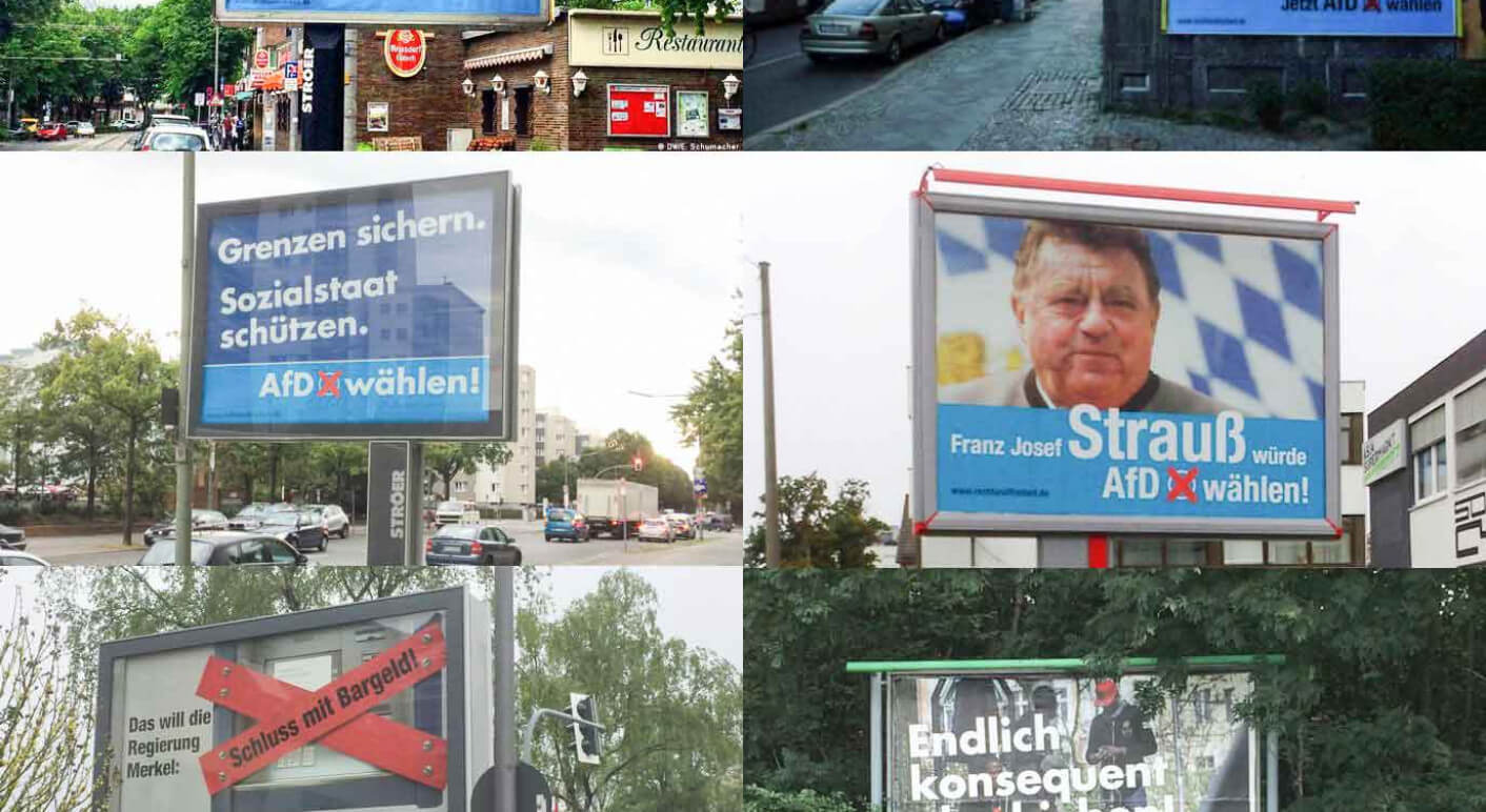 plakate-afd