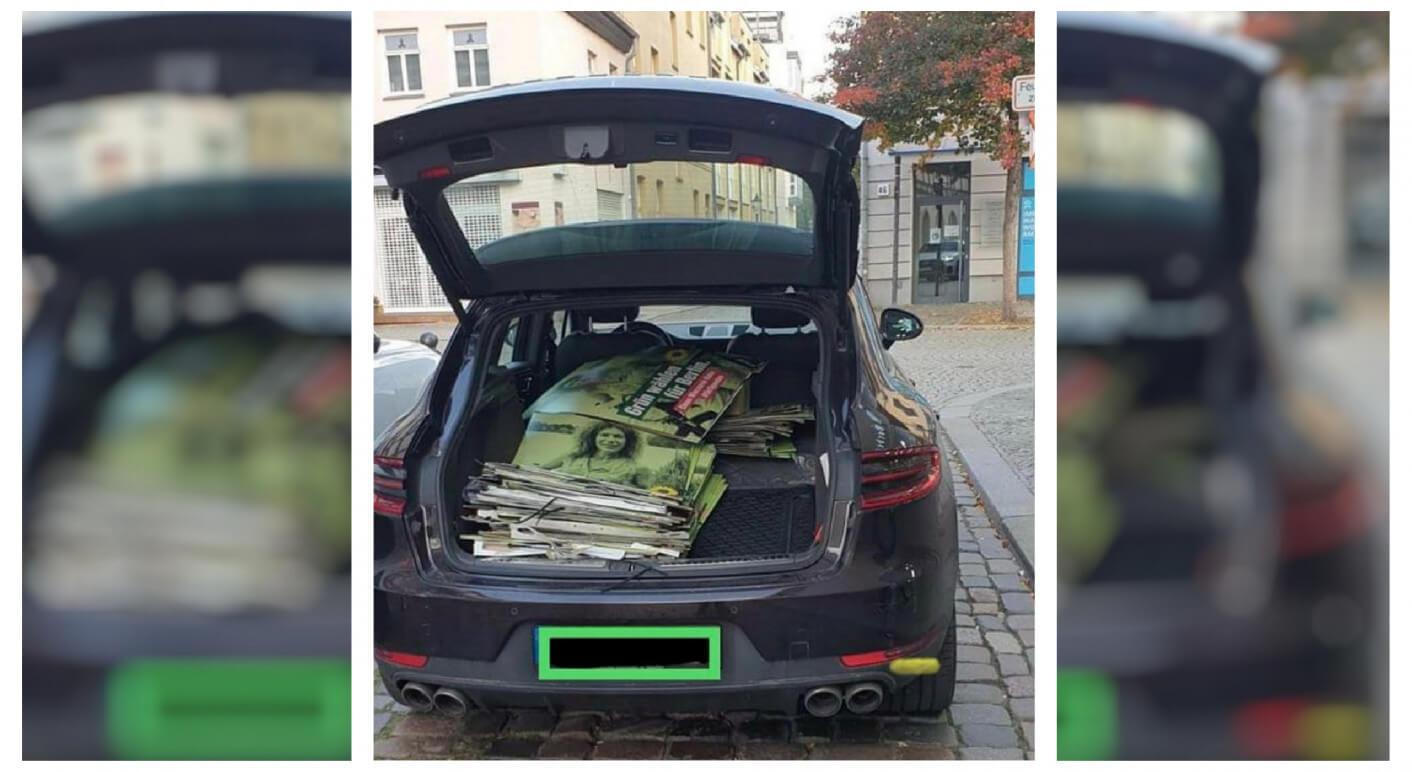 Porsche Collage