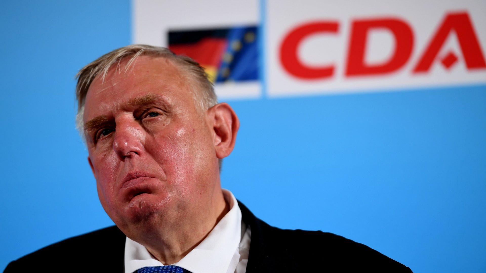 NRW-Gesundheitsminister Karl-Josef Laumann (CDU)© Patrik Stollarz / AFP